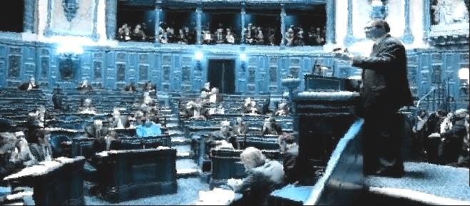 Le Sénat, chambre haute du Parlement français